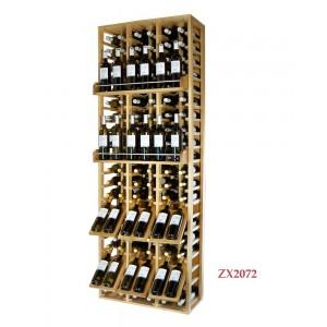 Vinoteca-Botellero EX2072 Expositor marcas y 120 botellas