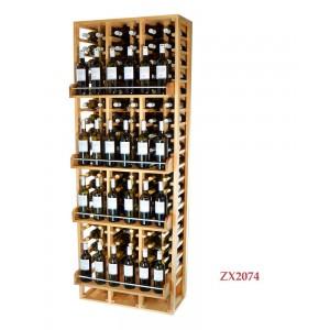 Botellero estantería EX2074 para 24 marcas y 120 botellas