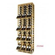 Botellero Estantería Profesional EX2164 para 120 botellas y marcas.