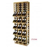 Botellero Expositor EX2166 para 150 botellas y marcas de vino|EX2166