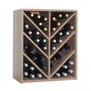 Estante para vinos división...