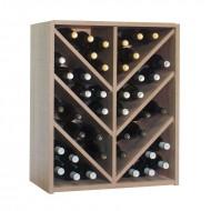 Estante para vinos división Espiga 42 botellas  EX7220 Serie  Malbec