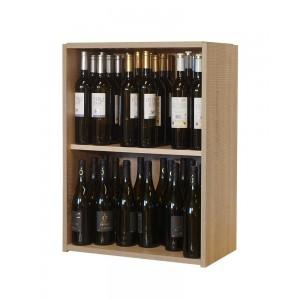 Botellero con balda de la Serie Malbec  para 48  botellas|EX7202|