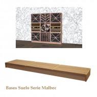 Bases por módulos y soportes para el suelo| BS7001 Serie Malbec