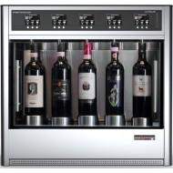 Dispensador automático de vino por copas para 5 Botellas|ZW5B2T