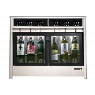 Dispensador de grandes vinos por copas para 6 Botellas|ZW6b2T