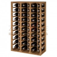 Botellero madera 60 botellas de vino → Botellero Godello EX2060