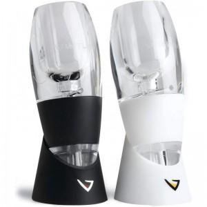 Set Duo, Aireadores Instantaneos de Vino Tinto y Blanco marca VINTURI
