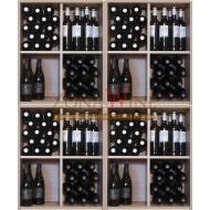 Estanteria Botellero con divisiones para 240 botellas|EX72044