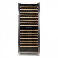 Vinobox 300 Design 2T → vinoteca integrable para 300 botellas - foto frontal con la puerta cerrada