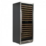 Vinobox 300 Design 2T → vinoteca integrable para 300 botellas - foto perfil con la puerta cerrada