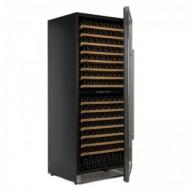Vinobox 300 Design 2T → vinoteca integrable para 300 botellas - foto perfil con la puerta abierta