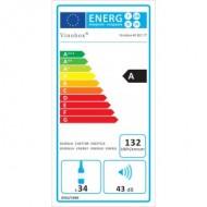 Vinoteca integrable 37 botellas → Vinobox 40 GC 1T Inox - energía A