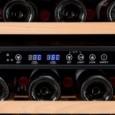 Pequeña vinoteca para 50 a 60 botellas → Vinobox 50GC 2T - display digital