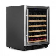 Vinoteca integrable para 50-60 botellas → Vinobox 50GC 1T | ZonaWine - vista de perfil puerta cerrada