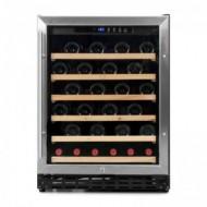 Vinoteca integrable para 50-60 botellas → Vinobox 50GC 1T | ZonaWine - vista frontal puerta cerrada