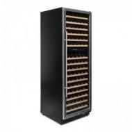 Vinoteca encastrable 168 botellas → Vinobox 168GC 2T Inox | ZonaWine - vista lateral con la puerta cerrada