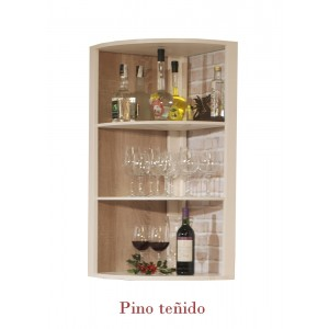 Estantería Rincón para licores y accesorios del vino|EX2037