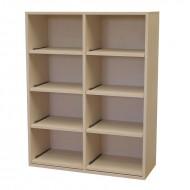 Mueble baldas extraibles para cajas de vino EX2541-Serie Godello