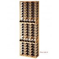 Botellero Expositor profesional 12 Marcas de vino|108 botellas. EX2165