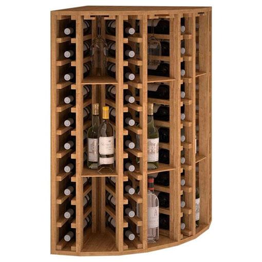 Botellero de rincón para licores y vino → EX2035 → Expovinalia → ZonaWine.com