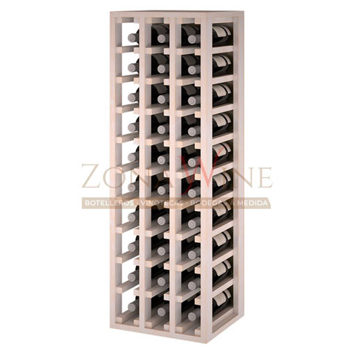 Botellero modular blanco → EX2033 → Expovinalia → ZonaWine.com