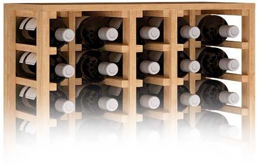 Botelleros de madera para guardar vino → ZonaWine.com