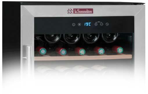 Vinotecas refrigeradas - vinacotecas climatizadas → ZonaWine.com